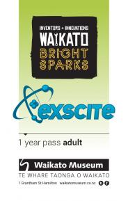exscite adult passes