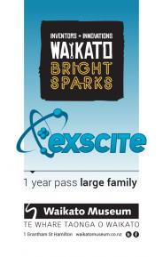 exscite large family passes
