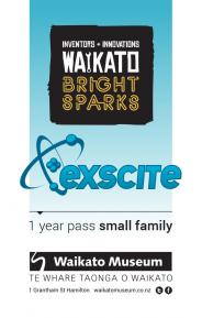 exscite small family passes