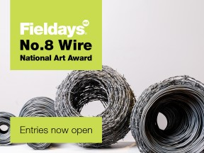 Entries open image Fieldays No8 Wire National Art Award2