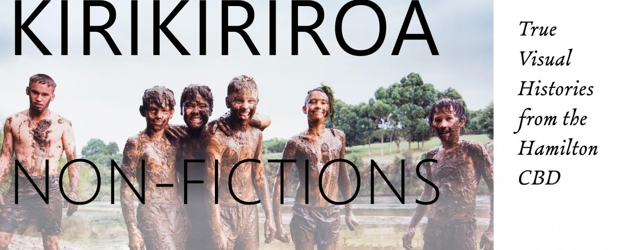 Kirikiriroa Website Banner