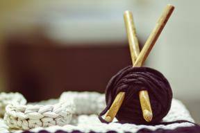 crocheting yarn diy knitting 162499